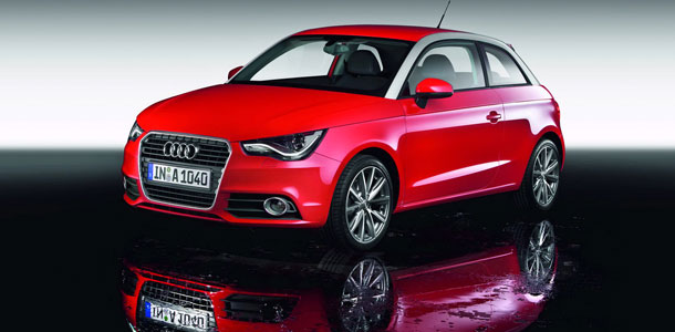 Фотографии Audi A1.