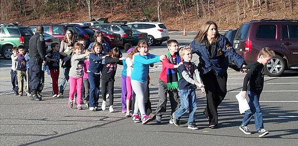 Дети рассказали о бойне в школе сша