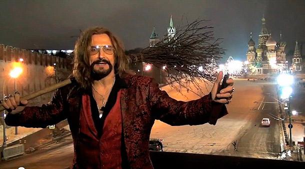 Представьте, что мэром Москвы стал Джигурда