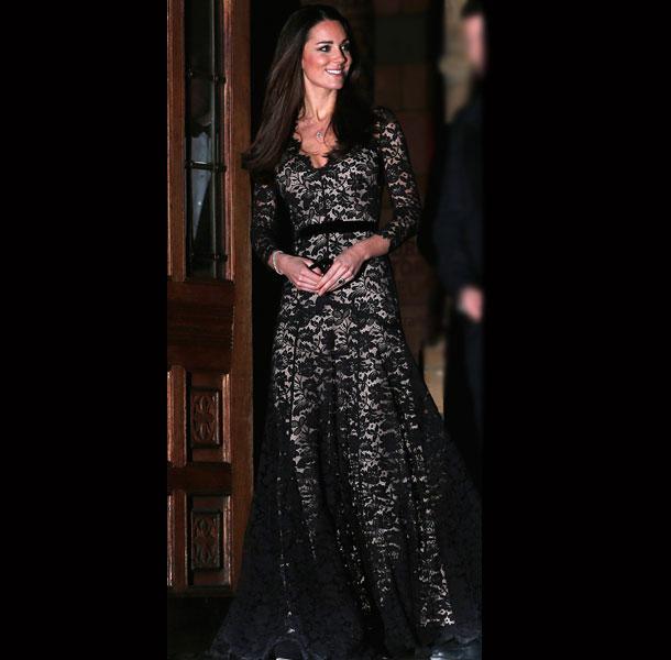 Фото прозрачного платья кейт миддлтон