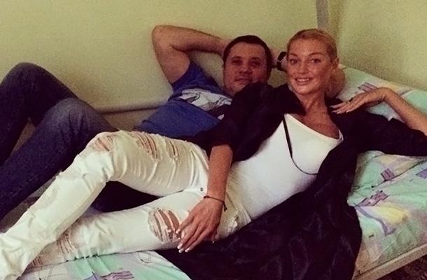 Бахтияр Алиев и Анастасия волочкова. Фото: instagram.com/volochkova_art