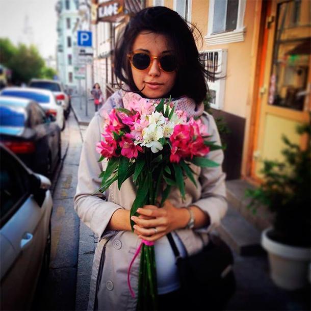 Ноза Абдулвасиева. Фото: facebook.com/noza.abdulvasieva