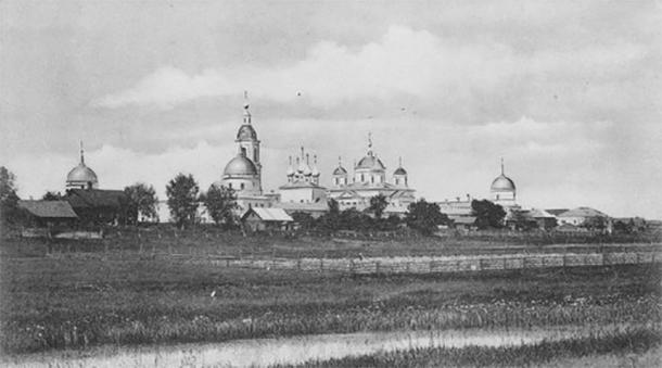Афанасьевский монастырь. Фото: wikipedia.org