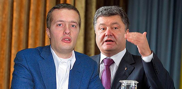 Как Алексей Порошенко опозорился в Куршевеле (видео 18+)