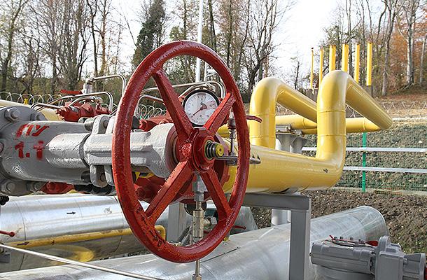 Газ. Польша и Украина 869438