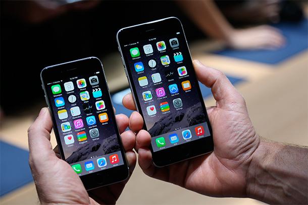 ��� �������� �������� Apple iPhone 6 Plus ����� �� ������