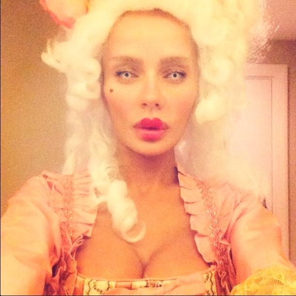 Кристина Сысоева. Фото: instagram.com/khristinasiberia