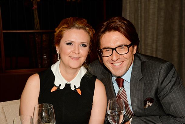 Андрей Малахов с Натальей Шкулевой. Фото: GLOBAL LOOK press