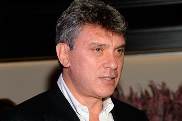 Борис Немцов. Фото: GLOBAL LOOK press