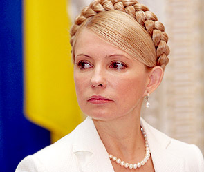 Тимошенко рассказала, чье плечо чувствует ежедневно