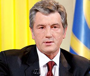 Ющенко назвал себя жертвой свободы слова