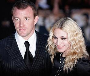 Гай Ричи и Мадонна. Фото: Reuters