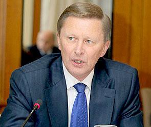 Сергей Иванов. Фото: ИТАР-ТАСС