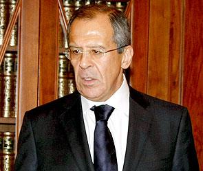 Глава МИД России Сергей Лавров. Фото: ИТАР-ТАСС