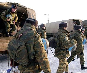 Армия россии встретит спецназ грузии