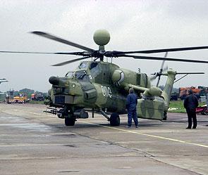 Ми-28. Фото: ИТАР-ТАСС