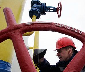 Украина вновь хочет задержать газ России