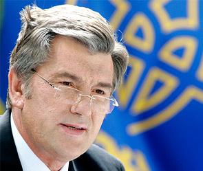 Ющенко попросит КС срочно рассмотреть закон о выборах