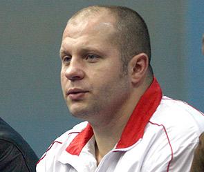 Бой Федора Емельяненко