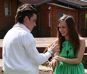 Женя Кузин и Рита Агибалова. Фото: пресс-служба ТНТ