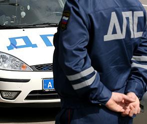 Под Новосибирском пьяный водитель застрелил инспектора ДПС