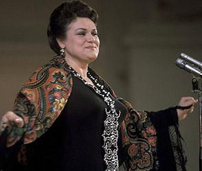 Людмила Зыкина. Фото: РИА Новости