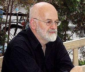 Терри Пратчетт. Фото: dunceuponatime.com