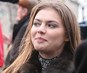 Потрясающий номер Алины Кабаевой