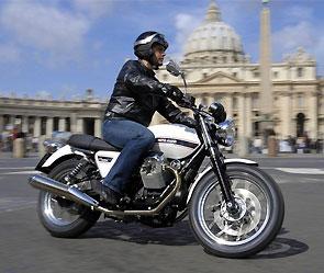 Moto Guzzi V7 Classic. Фото: topspeed.com
