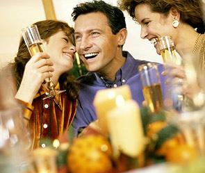 Как встретить Новый год змеи 2013 оригинально, весело и нескучно.
