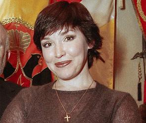 Анна Самохина. Фото: РИА Новости