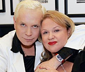 Борис Моисеев со своей невестой. Фото: borismoiseev.ru