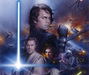 Постер к фильму звездные войны