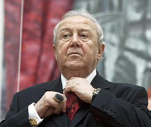 Зураб Церетели. Фото: РИА Новости
