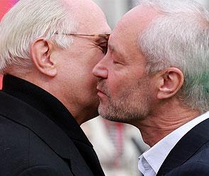 Никита Михалков и Евгений Герасимов. Фото: РИА Новости