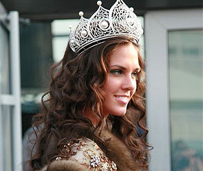 Пресс служба конкурса мисс россия