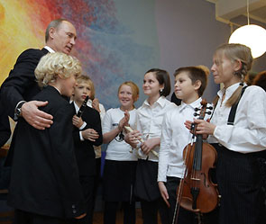 Владимир Путин.Фото: РИА Новости