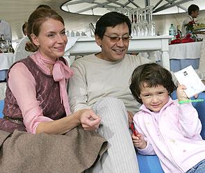 Дочь Кончаловского напугала родителей