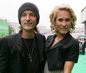 Павел Воля и Марика. Фото: Дни.Ру/Гульнара Хаматова