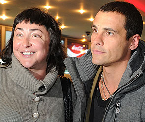 Лолита Милявская и Дмитрий Иванов. Фото: ИТАР -ТАСС
