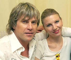Алексей Глызин с супругой. Фото: glyzin.ru