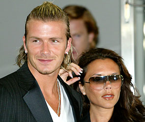 Дэвид и Виктория Бекхэм. Фото: Getty Images/Fotobank.ru