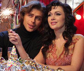 Анастасия Заворотнюк и Петр Чернышов.Фото: Руслан Рощупкин