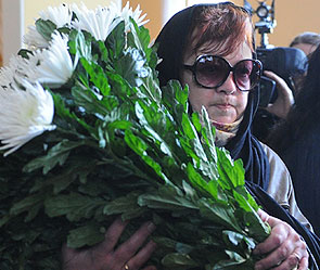Дочь Людмилы Гурченко: «Мама махнула на меня рукой