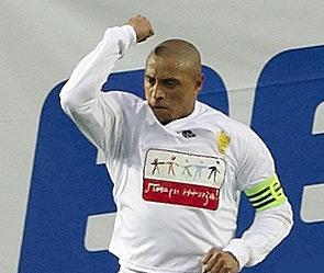 Роберто Карлос в Анжи
