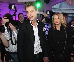 Алексей Воробьев и Оксана Акиньшина. Фото: РИА Новости
