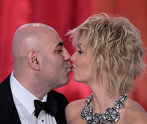 Валерия и Иосиф Пригожин. Фото: РИА Новости