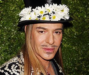 Джон Гальяно. Фото: Getty Images/Fotobank.ru