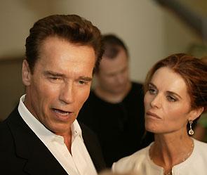 Арнольд Шварценеггер и Мария Шрайвер. Фото: Getty Images/Fotobank.ru