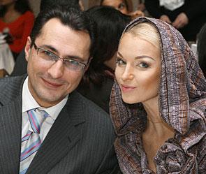 Игорь Вдовин, Анастасия Волочкова. Фото: РИА Новости